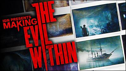 The Evil Within «Зло внутри» (Евил Витхин)