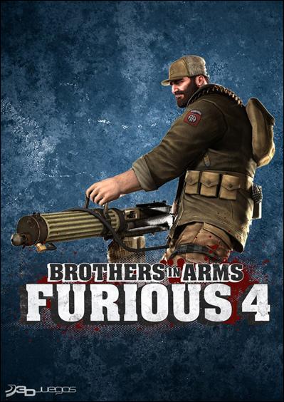 Furious 4 / Brothers In Arms: Furious 4 (Фуриоус 4) скачать бесплатно ПК