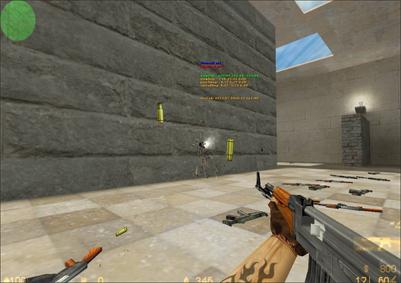 Чит на оружие для cs 1.6