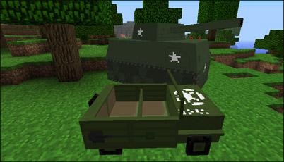 Скачать мод на танки для minecraft 1.5.2