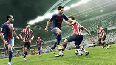 Скачать PES 13 - Pro Evolution Soccer 2013 - ПЭС 13 - Про Эволюшн Соккер 2013 (pc-2012) бесплатно