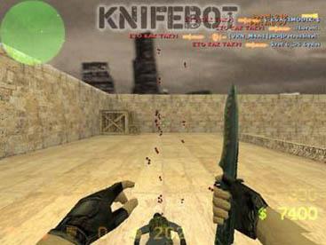 Скачать KnifeBot для cs 1.6 бесплатно