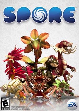 Скачать Spore - Спора (2008 - рс) бесплатно