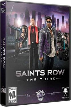 Скачать Saints Row 3: The Third - Саинтс Ров 3 бесплатно