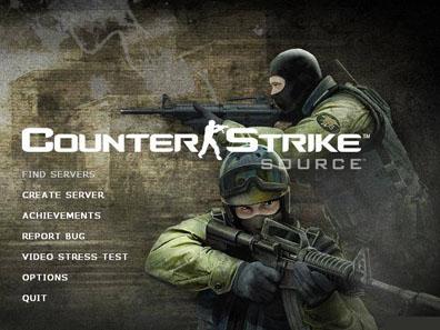 CS:SOURCE torrent download for free/скачать бесплатно торрент CS Source